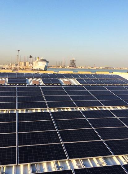 solar energy dome