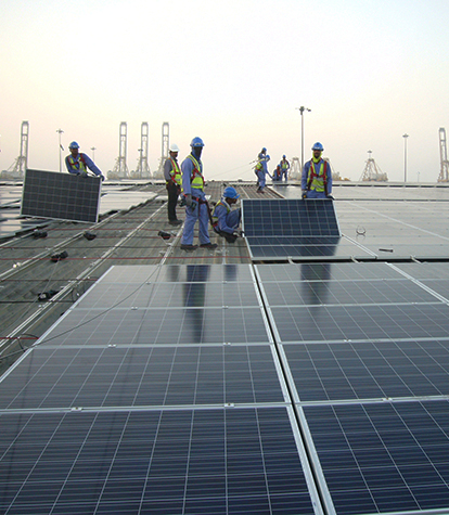 solar engineers in dubai