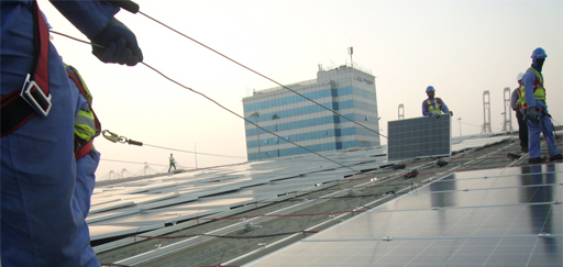 Construction, Solar Solutions, Supply of Equipment, Safety