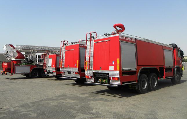 firefighter suppliers in dubai